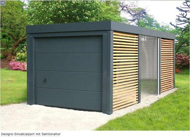 carport images carport sektionaltor 01 ca jpg carport pinterest. Black Bedroom Furniture Sets. Home Design Ideas
