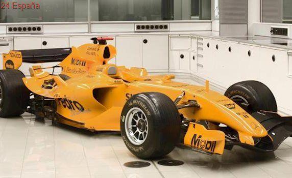 Los aficionados enloquecen ante la opción de un McLaren naranja