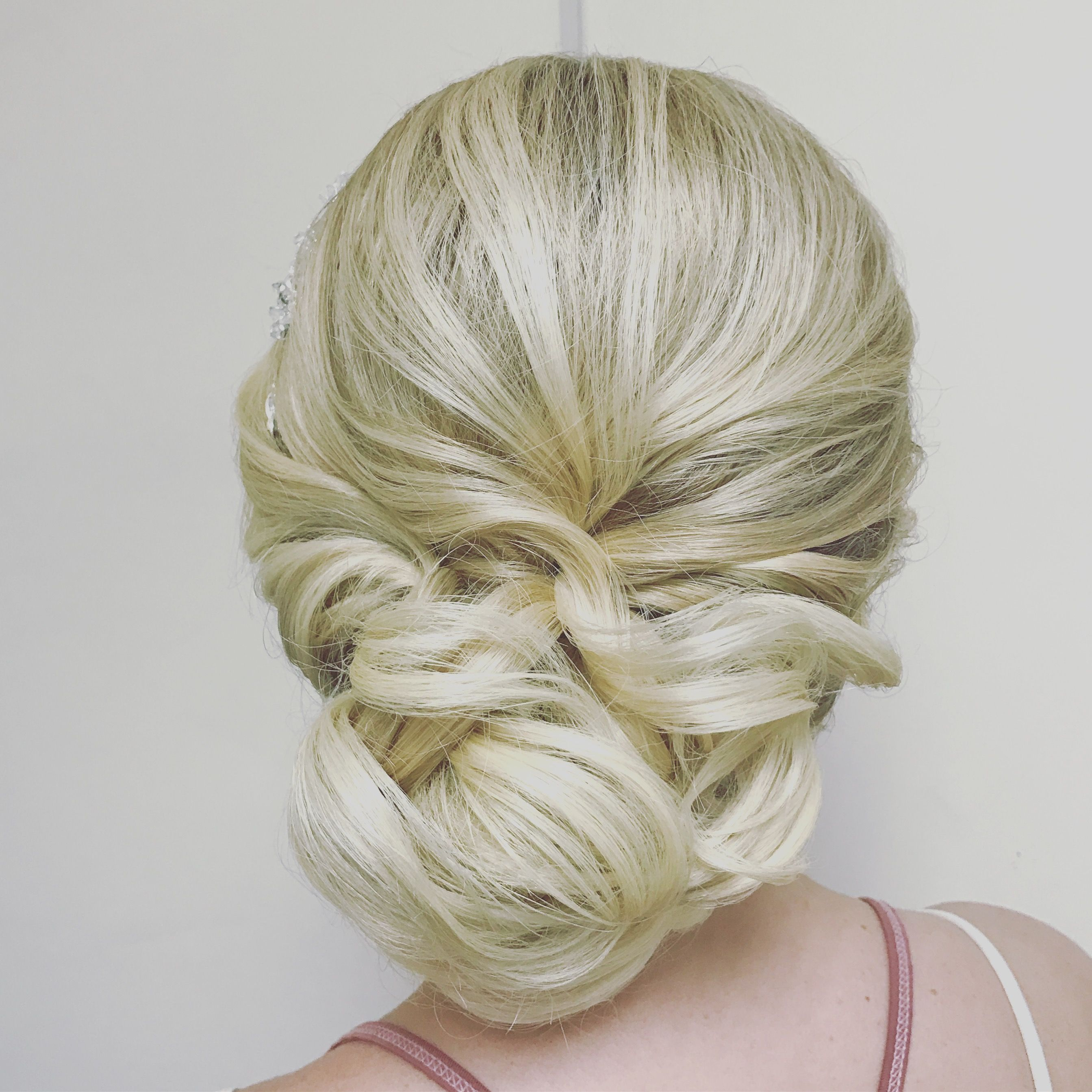 Pin by brittany little on wedding hair styles pinterest wedding