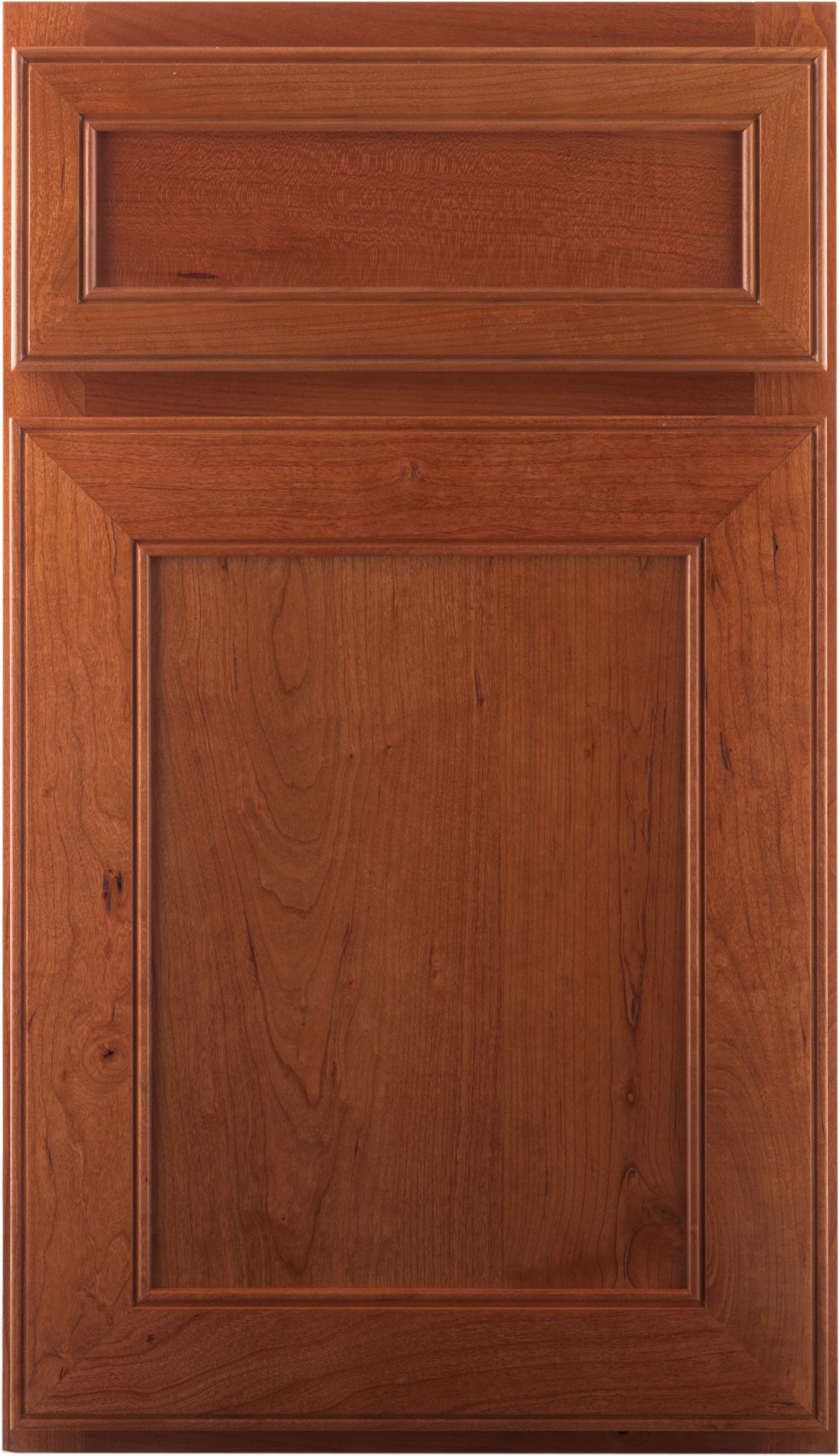 Cherry Kitchen Cabinet Doors Crown Cabinets Milan Knotty Cherry Wheat Crown Cabinets