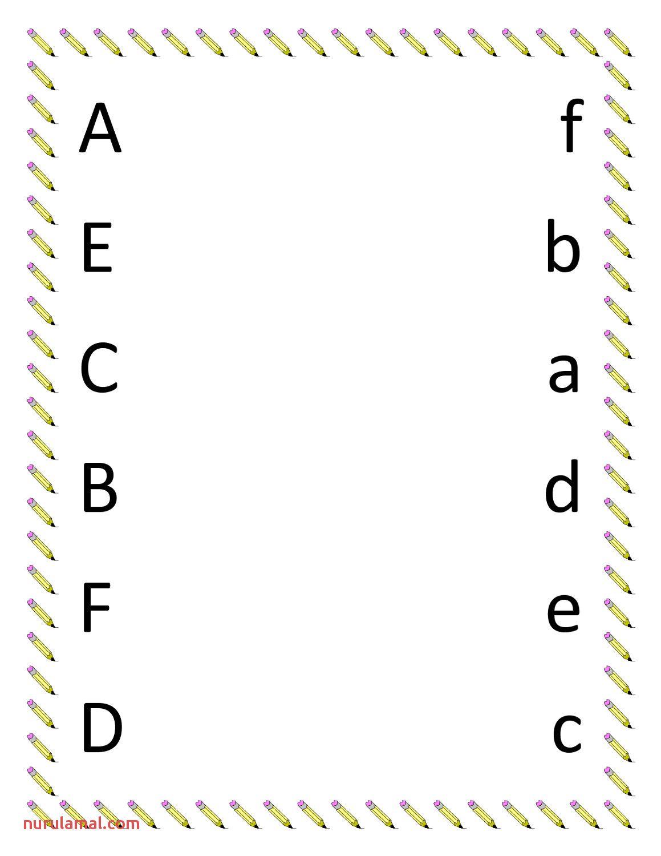 Preschool Worksheets Lesson In