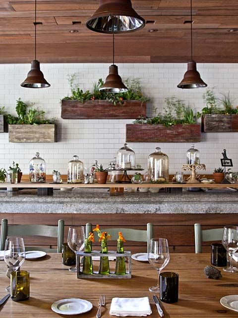 Talula S Garden Philadelphia Pa Rustic Kitchen