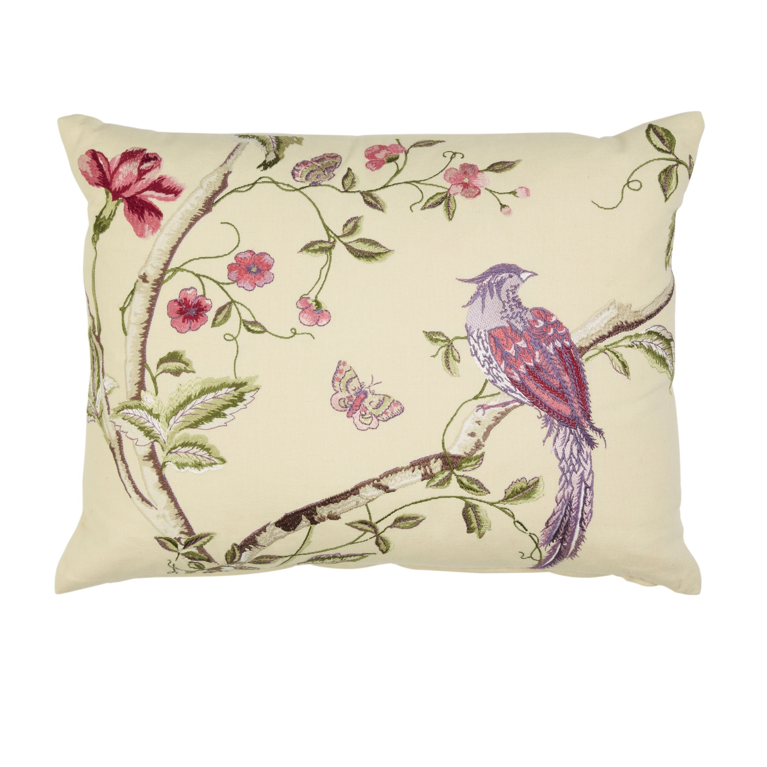 Summer Palace Natural Cushion at Laura Ashley (With images