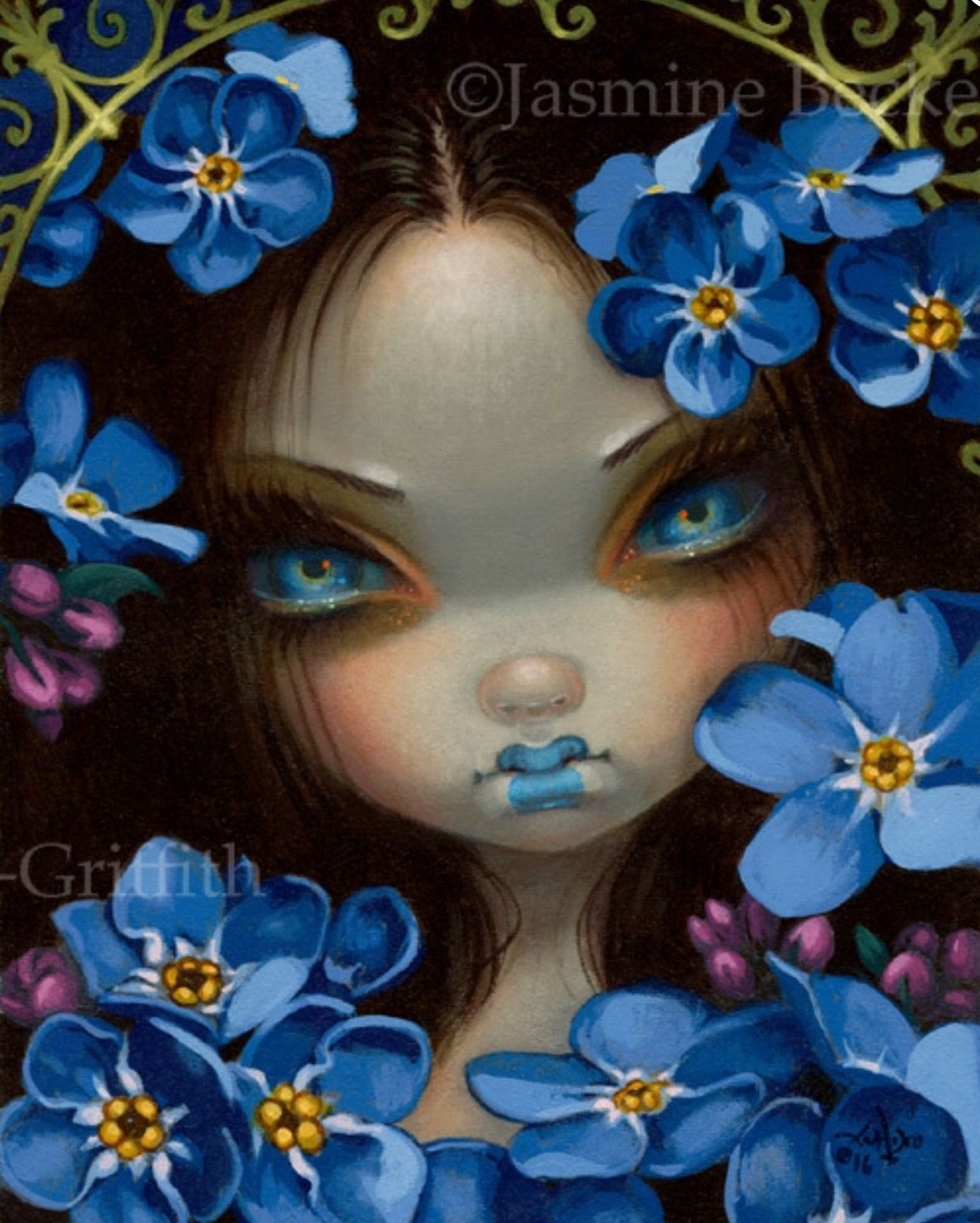 Pin By Eda Burdurluolu On Jasmine Becket Griffith Pinterest