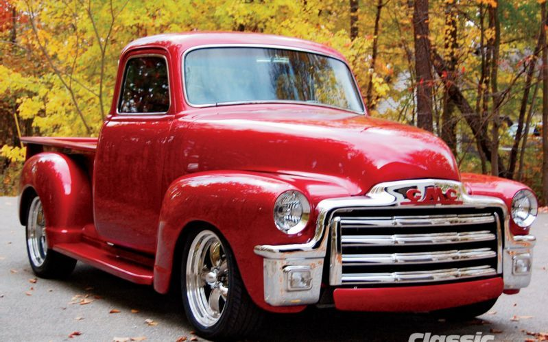 Old Gmc Trucks Trucks Classic Truck Tech Tips Featured Vintage