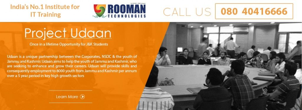 Rooman Technologies is conducting Project