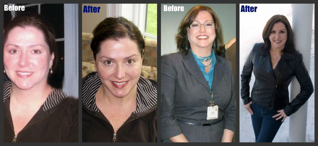 My dreaded before pics. Big difference after 3 months on Shakeology in conjunction with Slim in 6