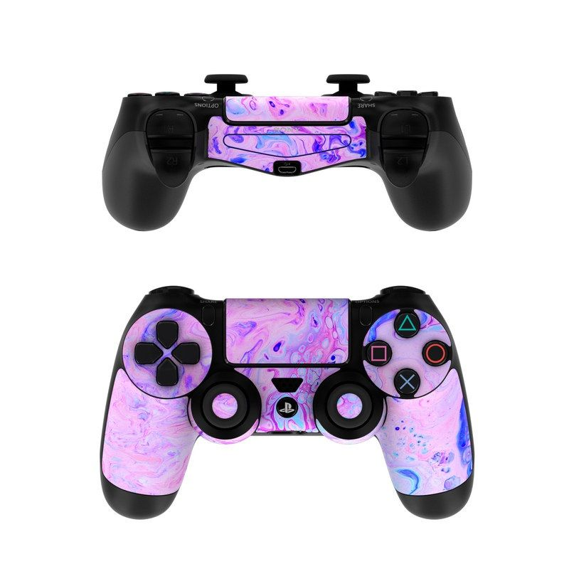 Sony PS4 Controller Skin Bubble Bath in 2020 Ps4
