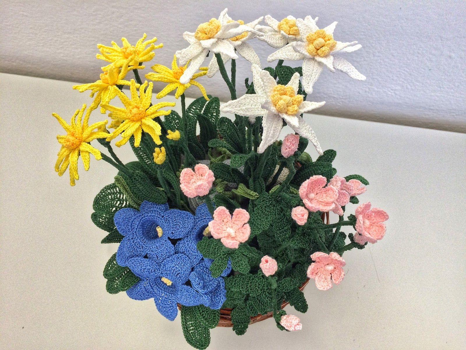 il blog di sam composizione di fiori di montagna all