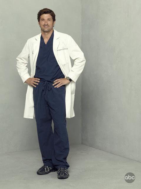 Patrick Dempsey in Grey's Anatomy (2005) | Greys anatomy ...