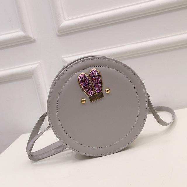 04fa2c5d60e4 Mara s Dream Round Women Bag Rabbit Ears Crossbody Bags For Women Ladies  Cute Shoulder Bag Circular