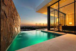7bf60a5d5b723 ... estilo moderno por Imativa Arquitectos  https   www.homify.com.mx libros de ideas 762808 casas-modernas-con-alberca- 10-disenos-por-arquitectos-mexicanos
