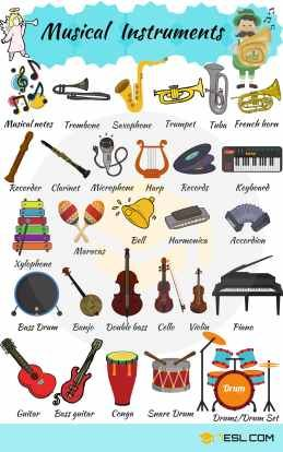 Tools and Equipment Vocabulary in English - ESLBuzz Learning English