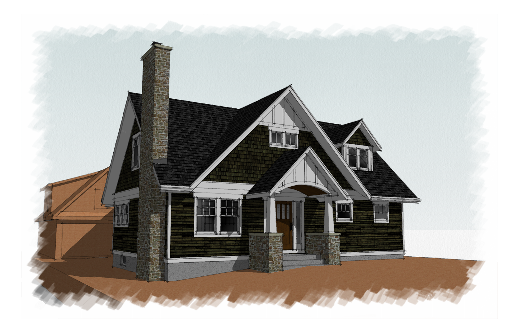 100 Craftsman Ranch Plans Home Design Website