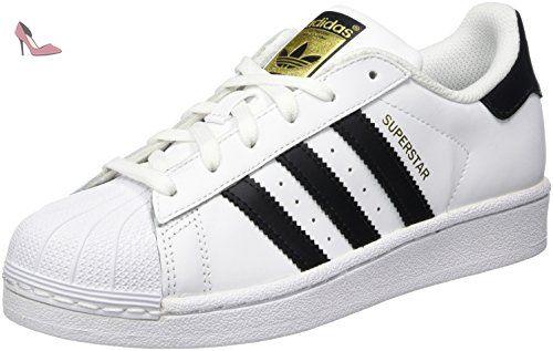 Adidas Originals Superstar Chaussures Sneaker Mixte Enfant Blanc Ftwr White Core Black Ftwr White 39 1 3 Eu Chaussur Adidas Chaussures Adidas Chaussure