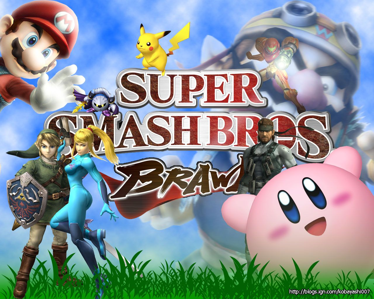 Mario smash bros online flash game