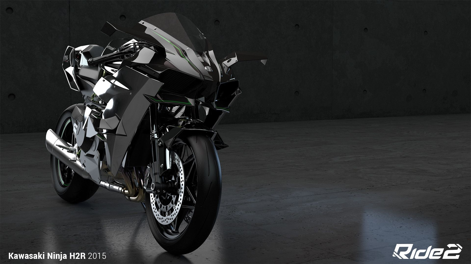 Kawasaki Ninja H2r Wallpapers 1080p Ride 2 Kawasaki Ninja