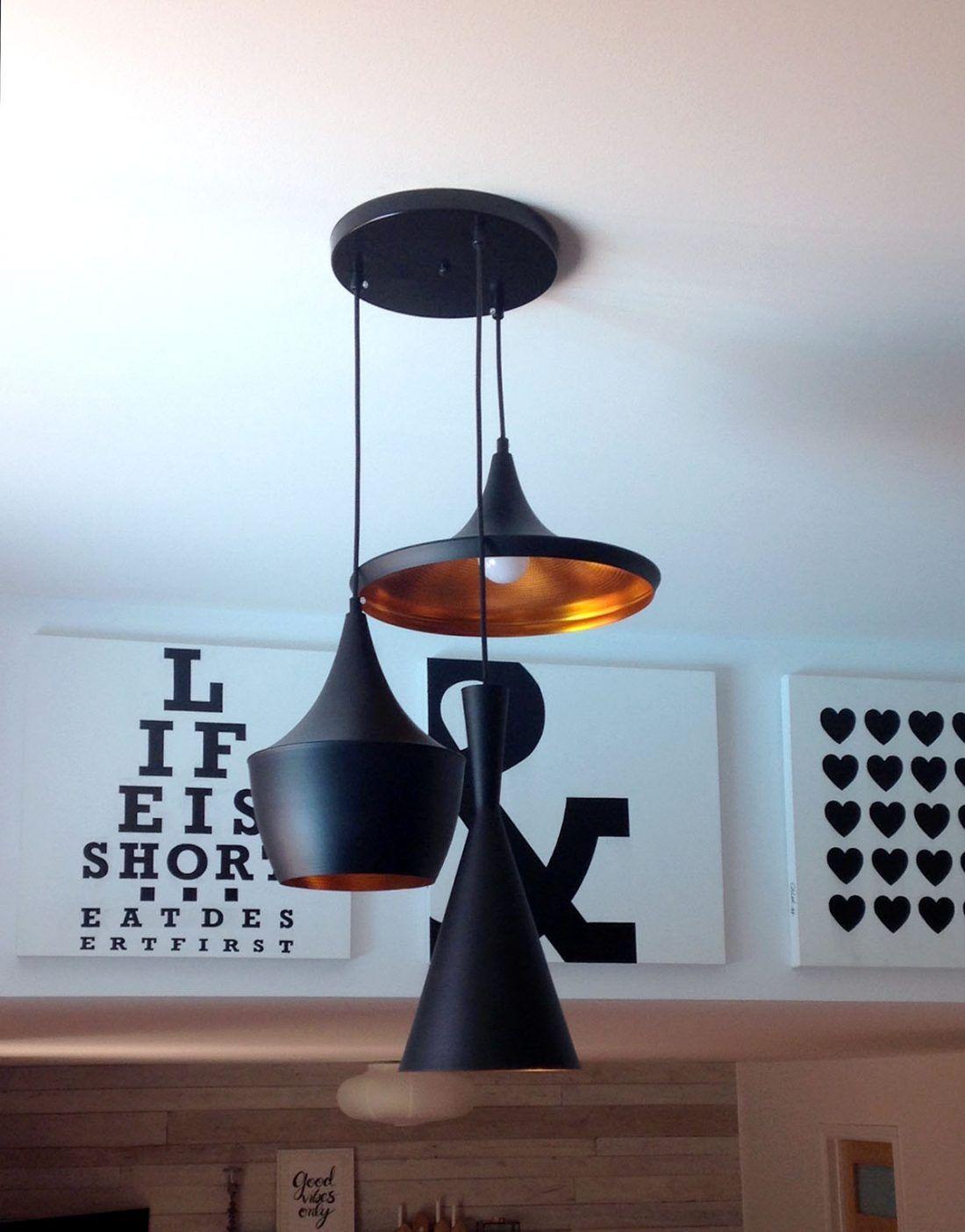 10 Diy De Lampes Realises Par Des Blogueurs Deco Pinterest