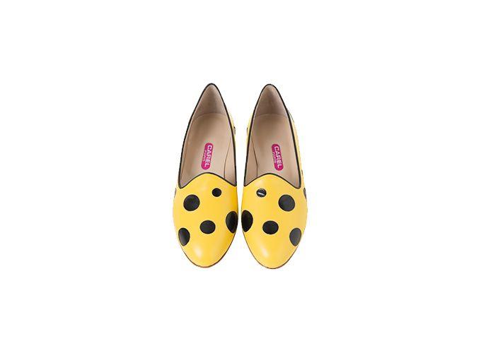 Les slippers de Carel