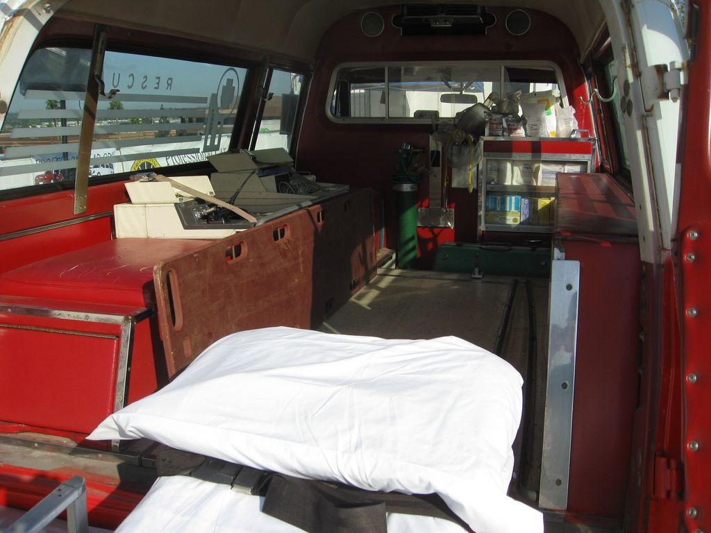 Vintage Ambulance Photo Collection Assembled K Burdyny W Simpson Wpg Canada American Ambulance Ambulance Police Cars