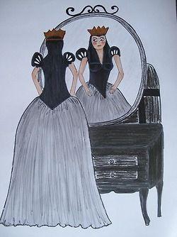 Blancanieves - la madrastra