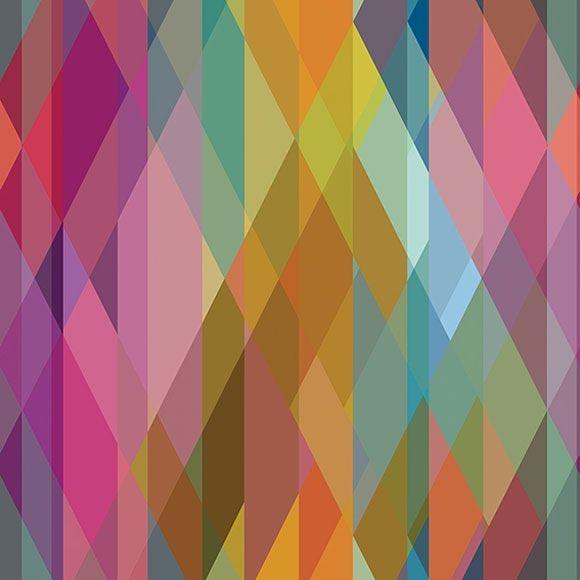 Papier Peint Prism Triangles Multicolores Papier Peint Papier Peint Geometrique Fond D Ecran Colore