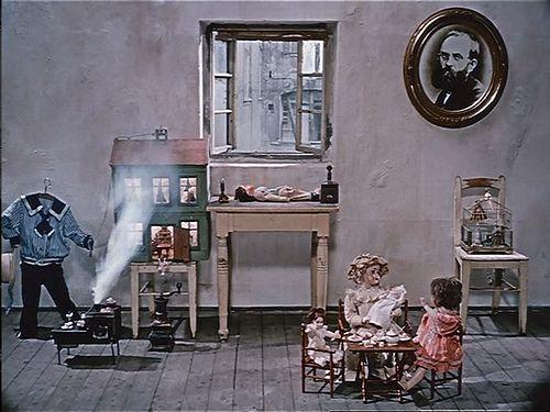 Jabberwocky (Jan Švankmajer, 1971)