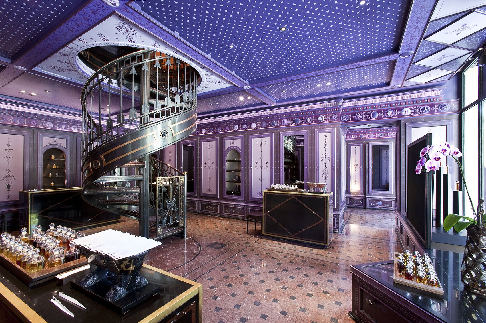 shiseido salons du palais royal by serge lutens paris there are many reasons i want to go to. Black Bedroom Furniture Sets. Home Design Ideas