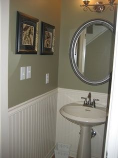 Bathroom Design 1/2 Bath