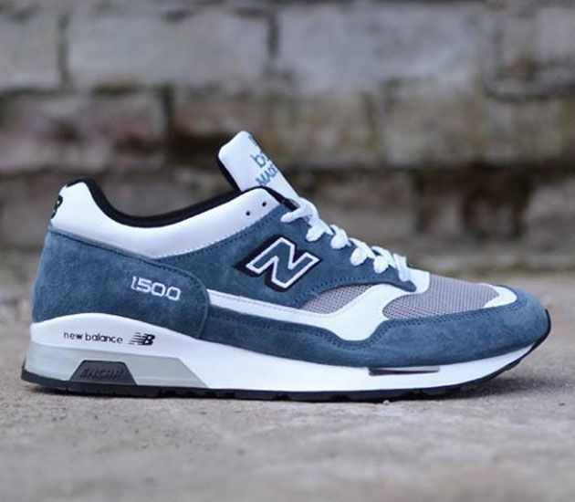 watch 9cbed 1920b New Balance 1500 – Blue   White – Grey