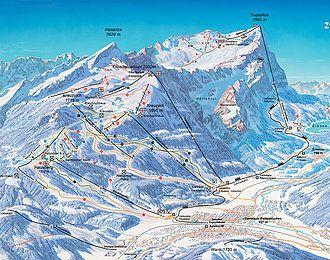 Ski Zugspitze Eidelweiss Zugspitze Zugspitze Bahn Skigebiete