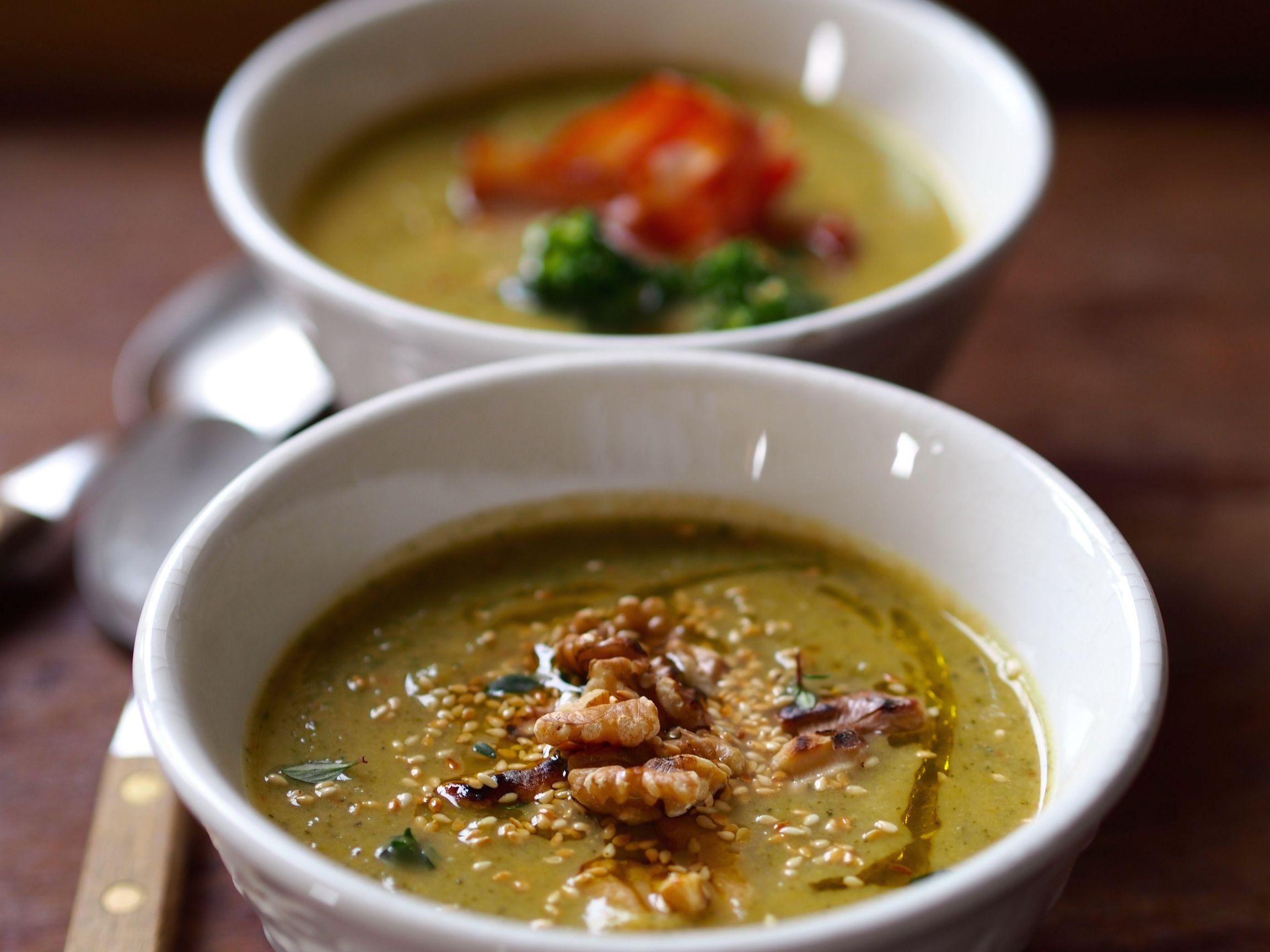Kuumaa keittoa kylmään päivään! – Sikeltä sinulle