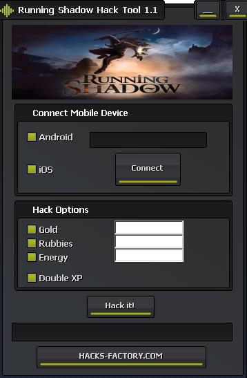 Running Shadow Hack Tool And Cheats Generator No Survey Tool