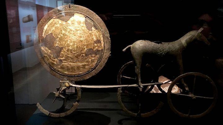Visit the Free National Museum of Denmark in Copenhagen