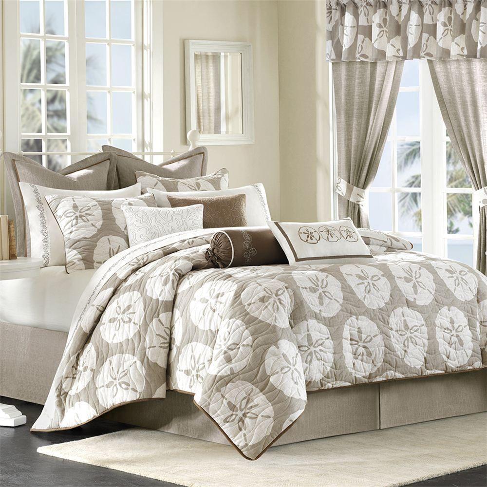 Harbor House Sand Dollar Comforter Set Bedding