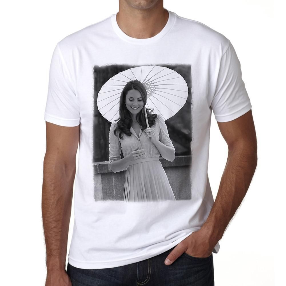 Kate Middleton 1 Men's T-shirt ONE IN THE CITY