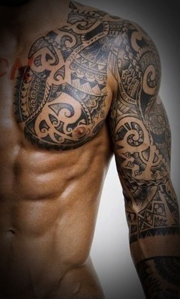 Best tribal tattoos for men best tatto design colection for Best tattoos ever for man