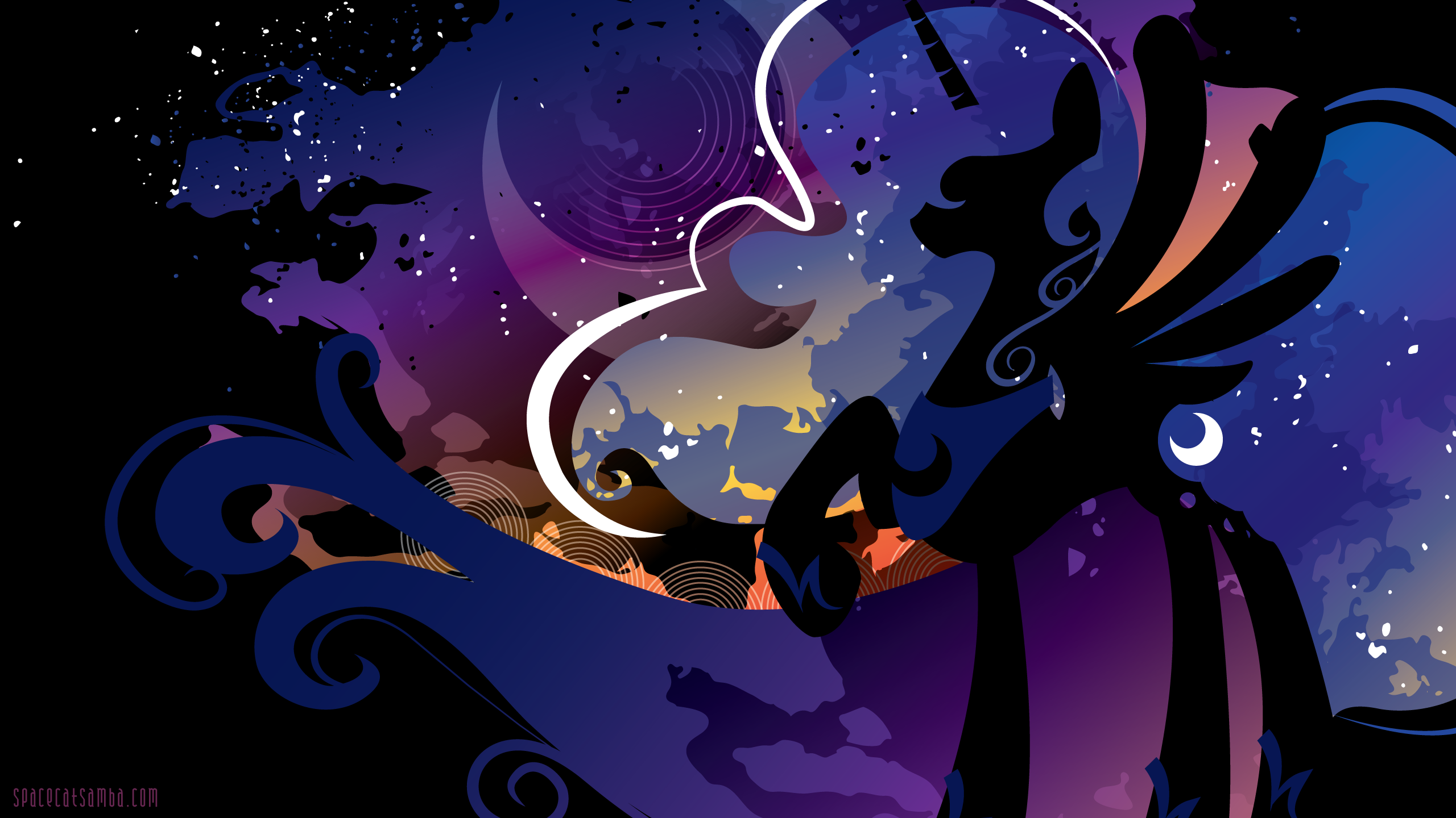 57 Princess Luna Hd Wallpapers Backgrounds Wallpaper Abyss My Little Pony Wallpaper Pony Mlp My Little Pony