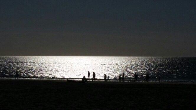 Strand Buhne 16 Sylt