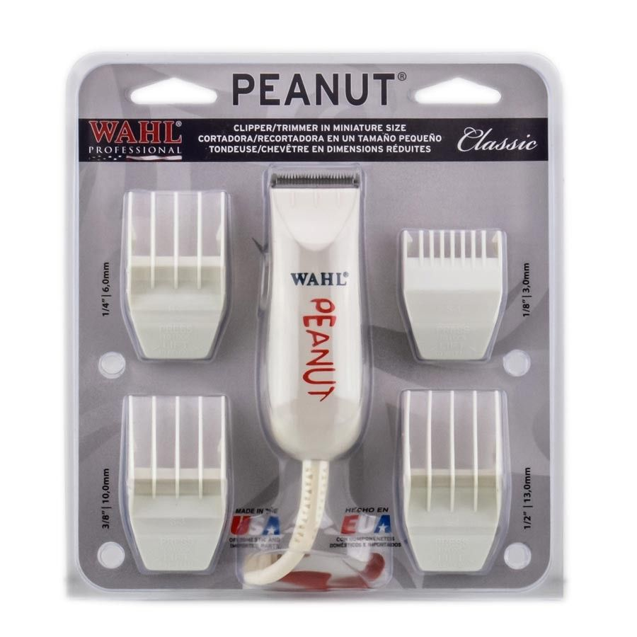 Wahl Peanut Clipper Trimmer 8685 Dog Clippers Clippers Trimmers Clippers