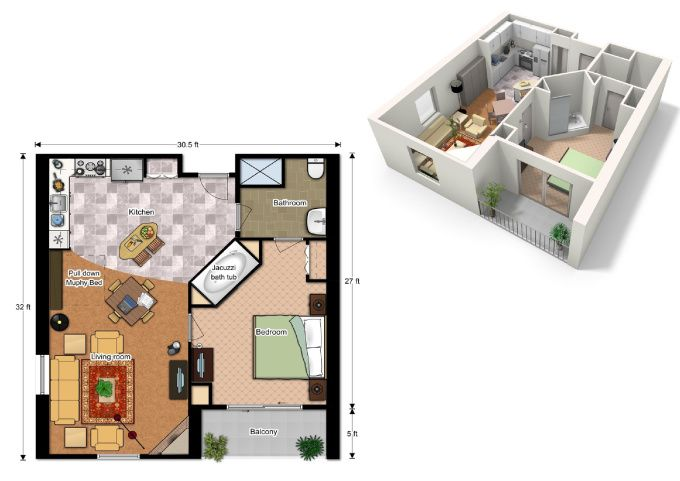 Ke Architect I Will Draw 2d And 3d Floor Plan With Floorplanner For 10 On Fiverr Com Unique Floor Plans Drawing House Plans Floor Plans