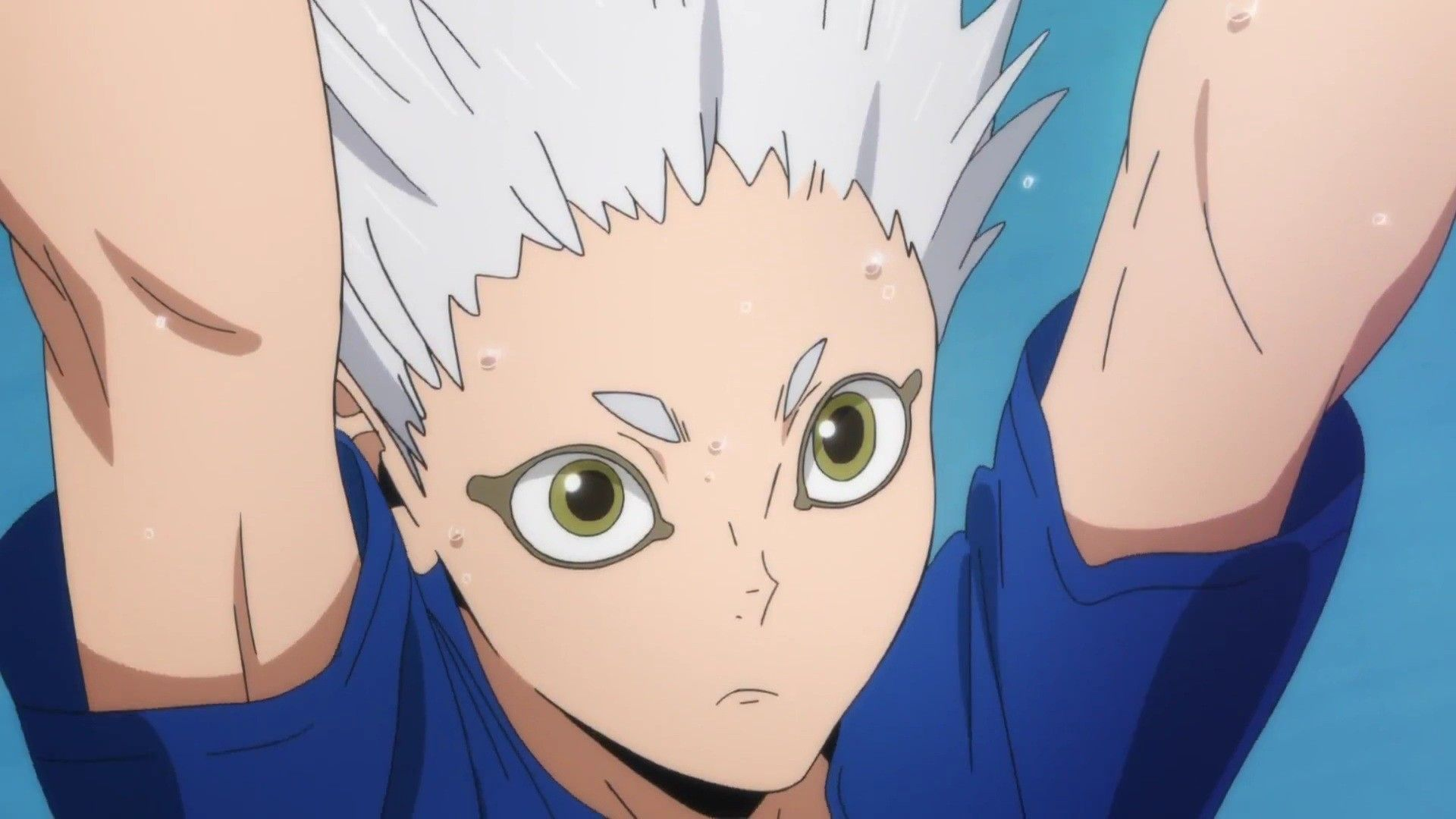 Hoshiumi Korai   Haikyuu!!   Haikyuu anime, Anime, Haikyuu