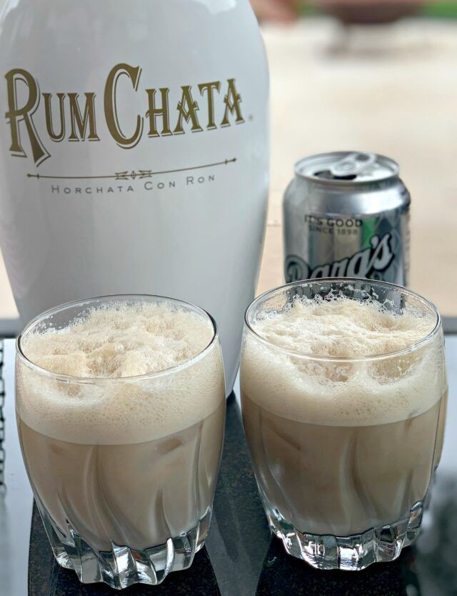 RumChata Root Beer Floats - The Cookin Chicks