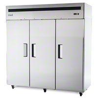 Solid Door Refrigerators | FSW