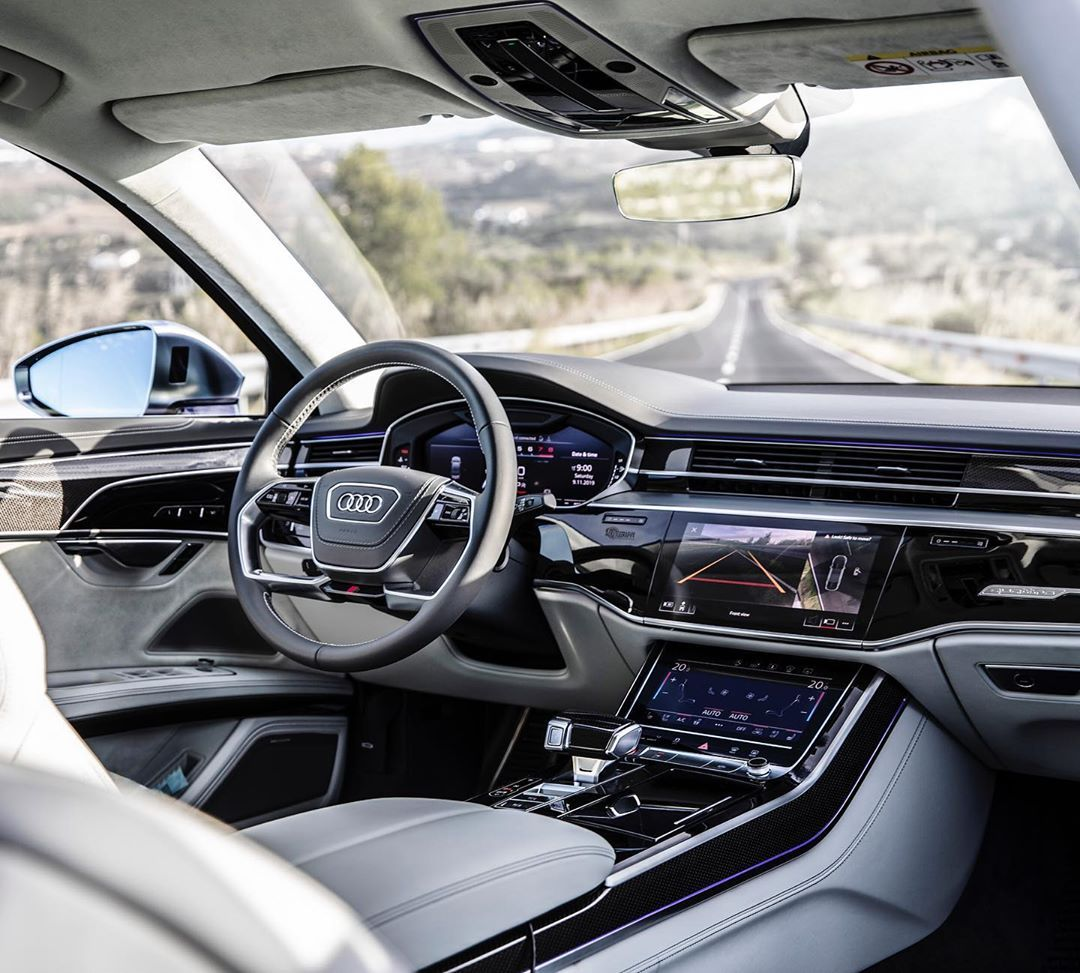 648 Vpodoban 2 Komentariv Auditography Auditography V Instagram Business Class Interior The New S8 Are You A Fan Car Audi Audi Sport Interior