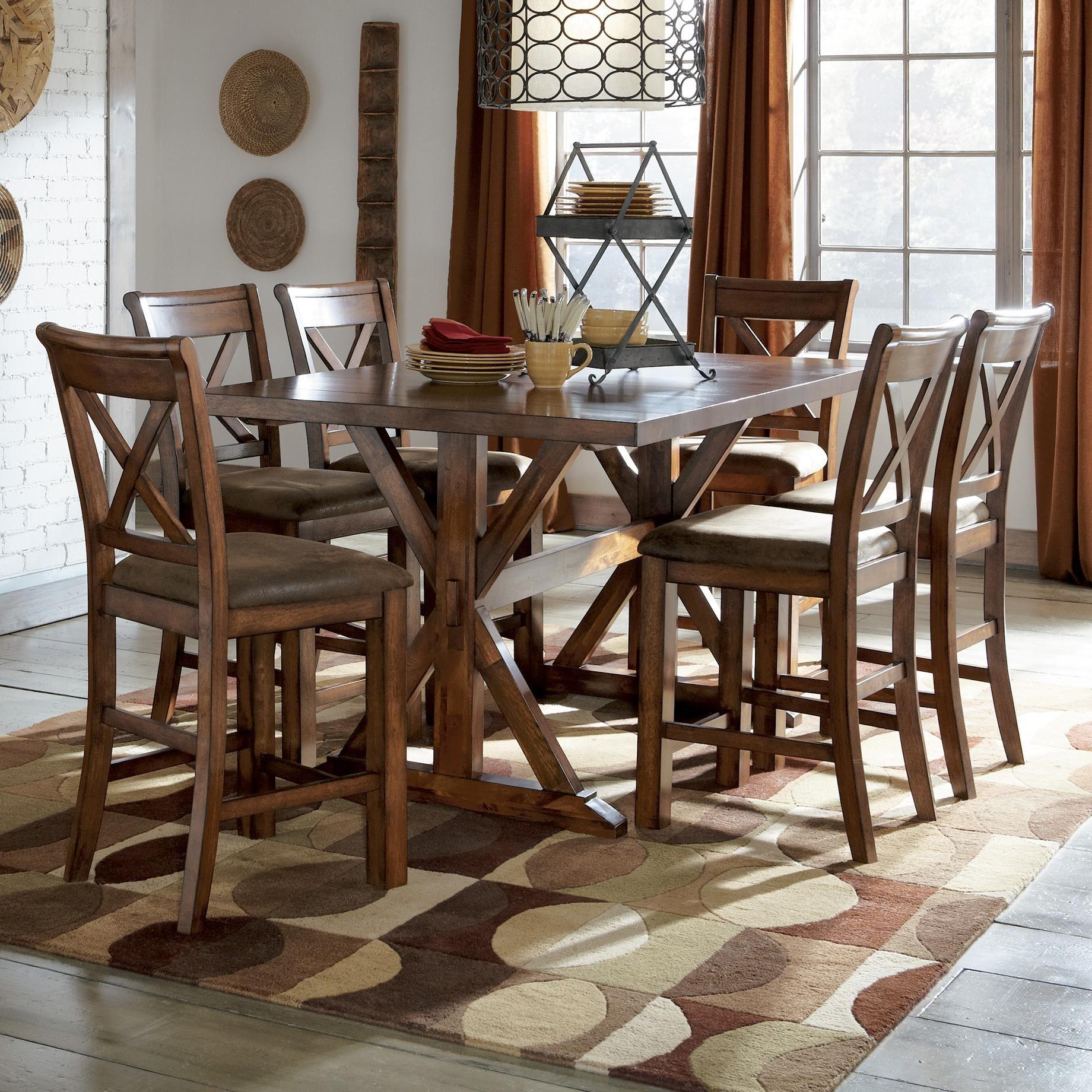 Moderno Ashley Mesa De La Cocina Muebles Modelo - Ideas de ...