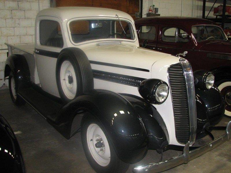 1937 Dodge 1/2 ton Pickup   DODGE TRUCKS ALL TYPES ALL SIZES ALL ...