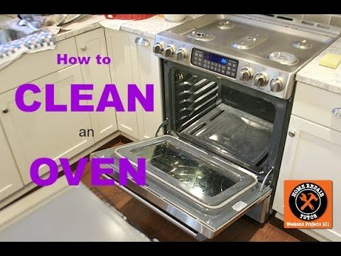 Clean Your Self Cleaning Oven Kitchen Liance Ideas Fast Easy