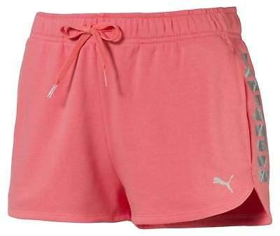 dc6ccf906887 Puma Women s Summer Shorts Woman Knitted Shorts Basics New ...
