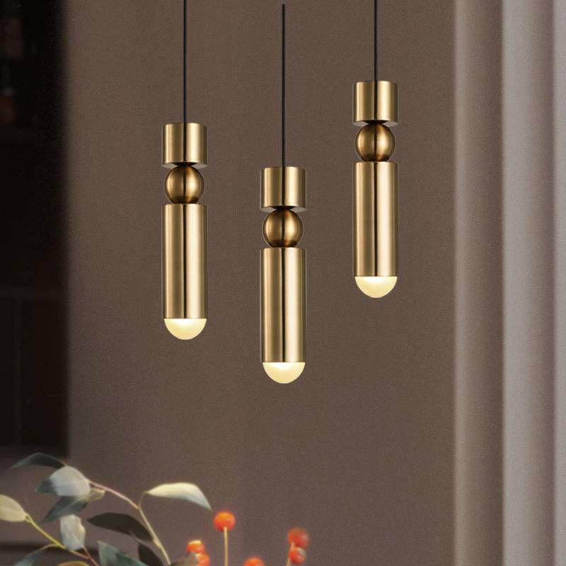 Photo of Modern Brief LED Pendant Light For Dinning Room Nordic Drop Light Decoration Single Head Pendant Lamp
